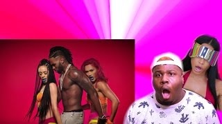 "JASON DERULO FT NICKI MINAJ & TY DOLLA $IGN ""SWALLA"" (REACTION)"
