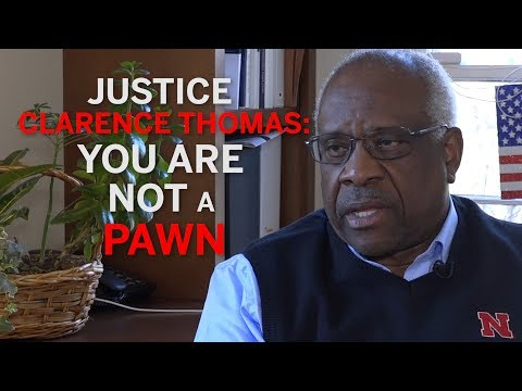 Justice Clarence Thomas on the left's manipulation of the black community