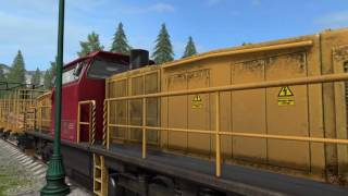 Farming Simulator 17 Train trailer - PC PS4 XO