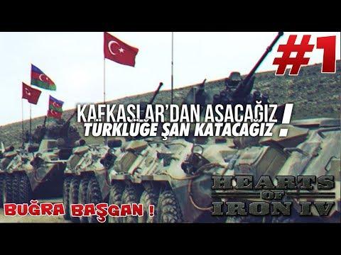 Dünyayayı Birbirine Soktum - Bölüm 1- Hearts of Iron 4 Millenium Dawn + Türkiye Sub Mod Türkçe