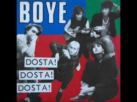 DOSTA! DOSTA! DOSTA! - BOYE (1988)