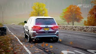 Forza Horizon 4| 800Hp 2018 JEEP TRACKHAWK SRT [Street Build]