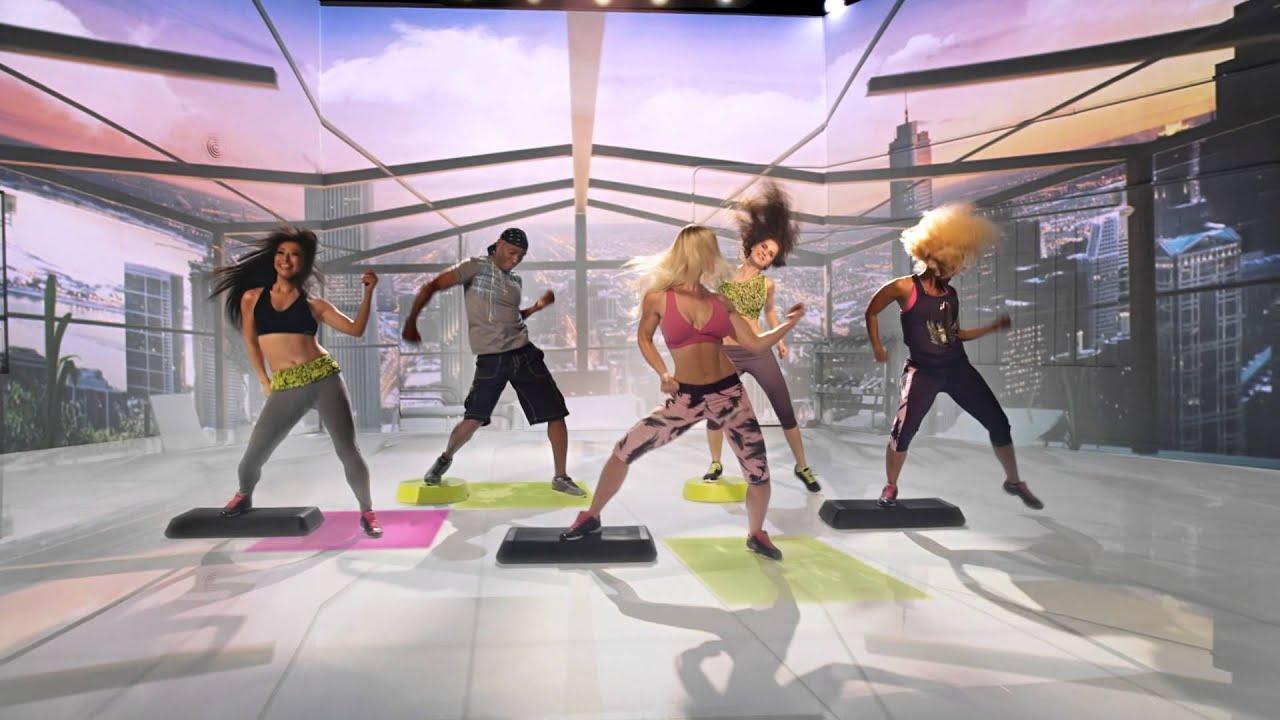 Zumba® Step Training Promo - YouTube