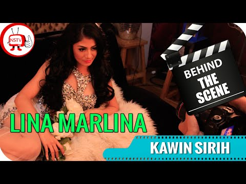 Download Lina Marlina - Behind The Scenes  Klip Kawin Siri - NSTV Mp4 baru