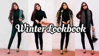 Download lagu Winter Lookbook 2018 Basic Must Haves Simple Fall Outfits Ishita Chanda MP3