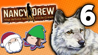 Nancy Drew The White Wolf of Icicle Creek: Question Everything - PART 6 - Game Grumps