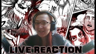 MAJOR CONFUSION!! | Shingeki no Kyojin (進撃の巨人) Chapter 91 live reaction