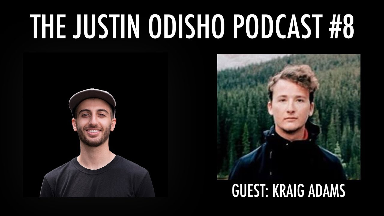 How Kraig Adams Is Turning Links Into A Living   The Justin Odisho Podcast  Ep. 8