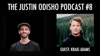 The Justin Odisho Podcast #8: How Kraig Adams is turning Links into a Living