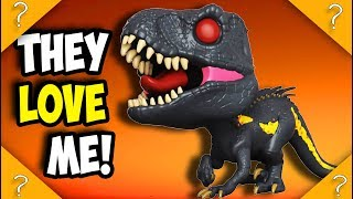 Why people LOVE the INDORAPTOR design