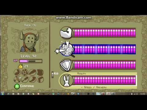 ---How To Instant LvL Your Castle Crashers Character---Cheat Engine---PC Only