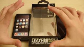 Macally's MCase (3rd Gen iPod Touch) Leather Case Review