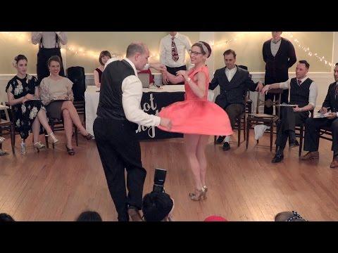 Kelly Arsenault & Nick Williams  Swingin´  In The Promised Land