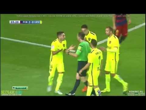 Barcelona vs Levante ● Highlights 20/09/15