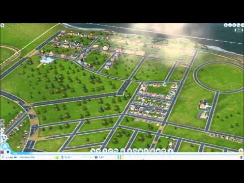 SimCity 5 Solo Let's Play S01E07 - Education City Part 1