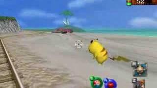 Pokemon Snap Emulation Errors