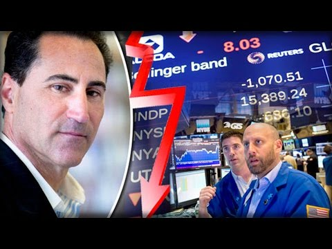 "MICHAEL PENTO ""BIGGEST MARKET CRASH IN HISTORY IS COMING"""