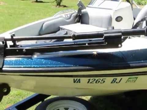 2000 javelin fs 17 venom fish and ski boat for sale youtube for Fish and ski boats for sale craigslist