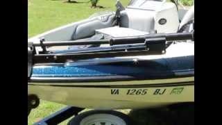 2000 Javelin FS 17 Venom Fish and Ski Boat for sale