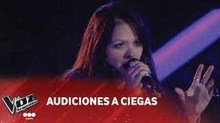 "Yanina Galeasi - ""Sin ti"" - Mariah Carey - Audiciones a cieg..."