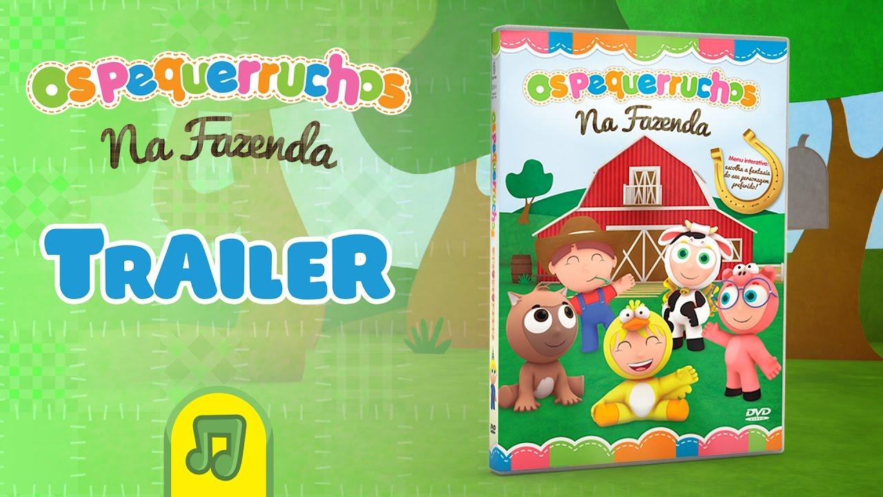 Os Pequerruchos Na Fazenda - Trailer DVD - Vol.02 - YouTube