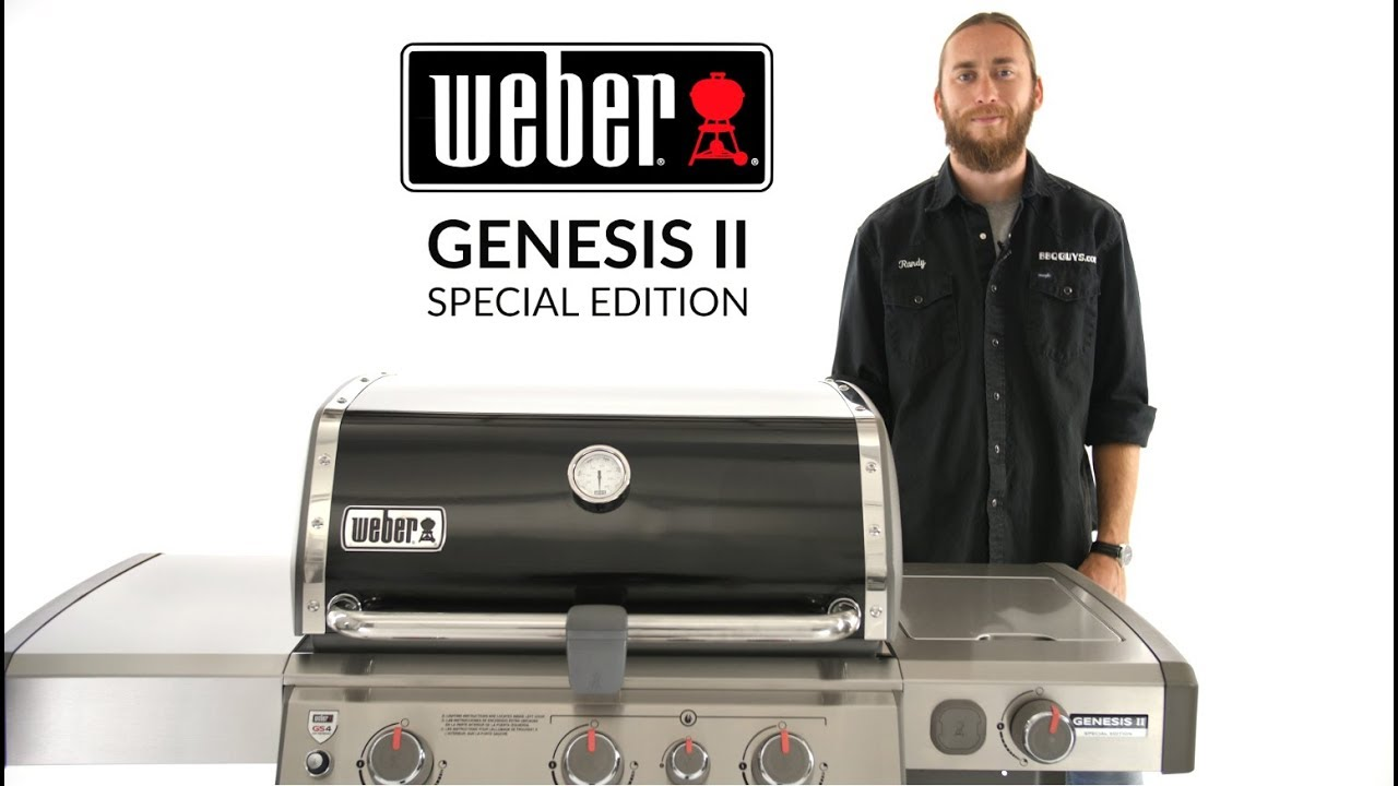 Weber Genesis II 2019 Gas Grill Review | Special Edition SE-335 |  BBQGuys com