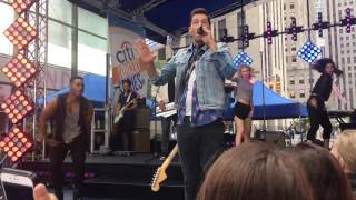 Andy Grammer - Fresh Eyes TODAY Show Performance