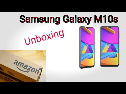 Samsung Galaxy M10s Mobile Unboxing