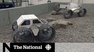 How Canada is involved in humanity's race back to the moon