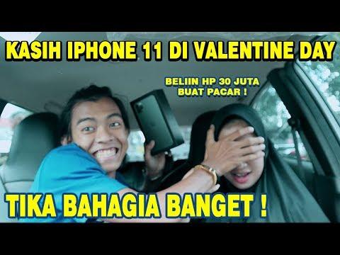 BAHAGIAIN PACAR KASI IPHONE 11 TERHARU BANGET :(