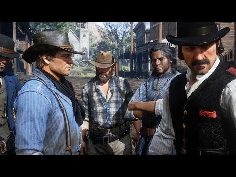Red Dead Redemption 2 - Dritter Trailer