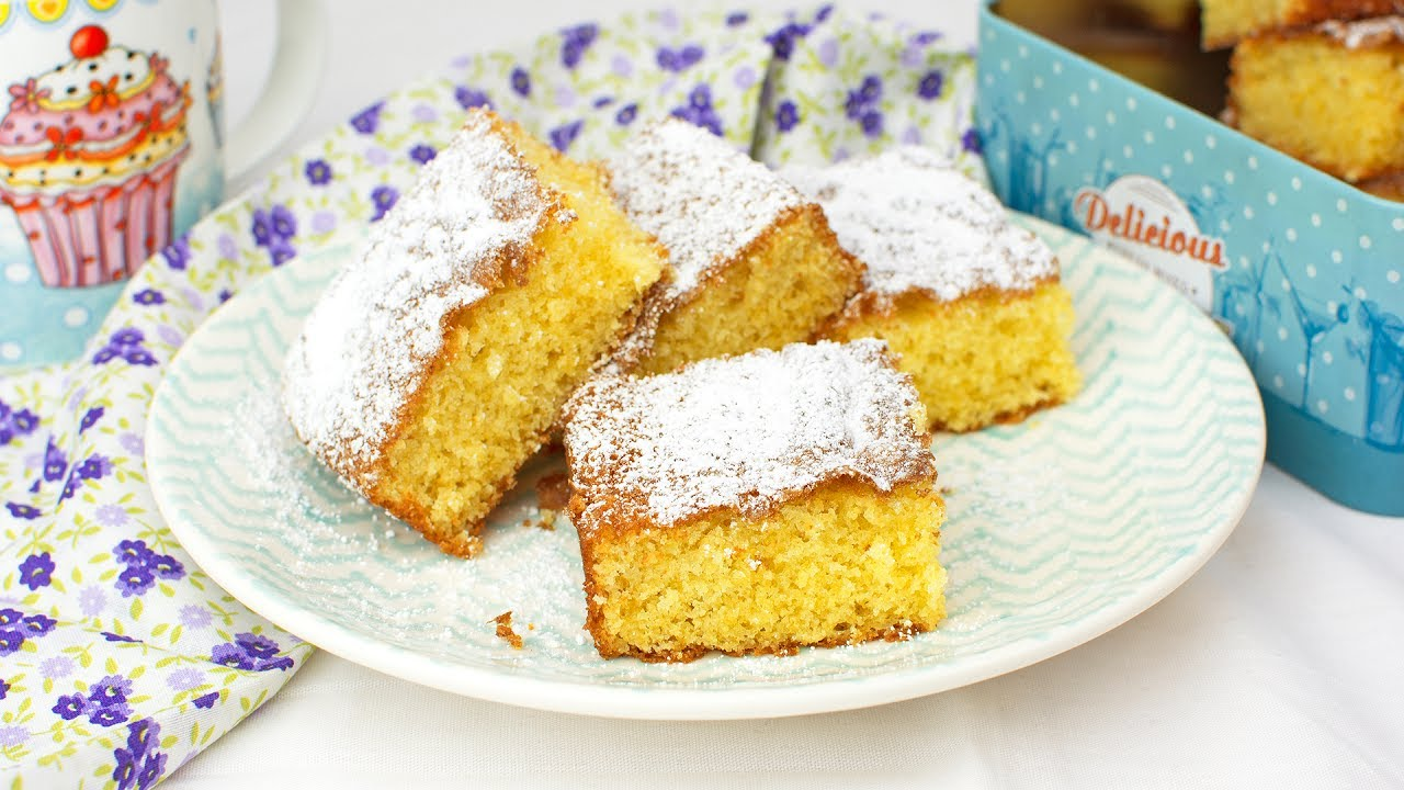 maxresdefault - Lemon Anise Cake - How to Make a Lemon Cake from Scratch