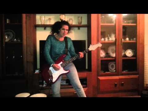 Noemí Merino - Jimi Hendrix