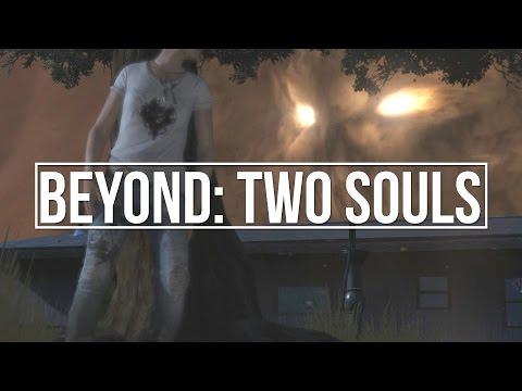 Beyond:Two Souls - Bölüm 10 - ÇÖL CANAVARI