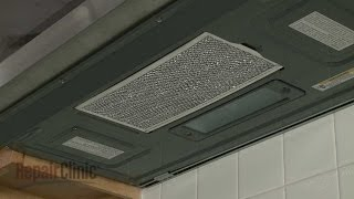 microwave grease vent filter