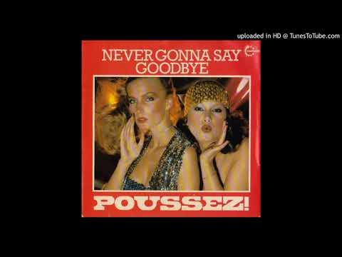 Poussez! Never Gonna Say Goodbye Please Take Me [DJ Mix]
