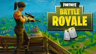 SNIPIN' FOOLS! - Fortnite Battle Royale!
