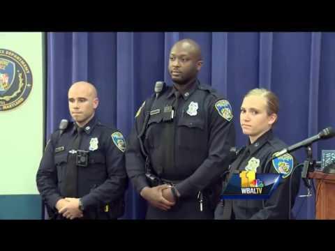 You're on camera: Police start pilot program
