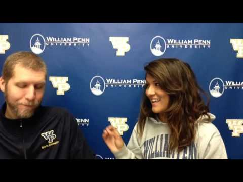 William penn athletics silvia munoz interview 10 2 15 - Silvia munoz ...
