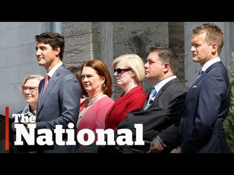 Trudeau announces cabinet shuffle, splits Ministry of Indigenous and Northern Affairs in two