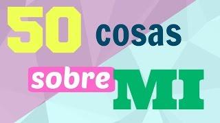 50 COSAS SOBRE MI / Isa Salas