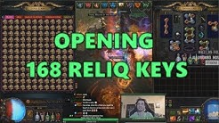 [PoE] Stream Highlights #231 - Opening 168 Reliquary Keys