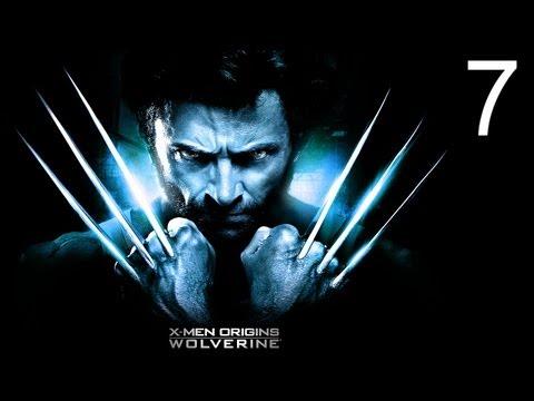 X-Men Origins: Wolverine - Walkthrough Part 7