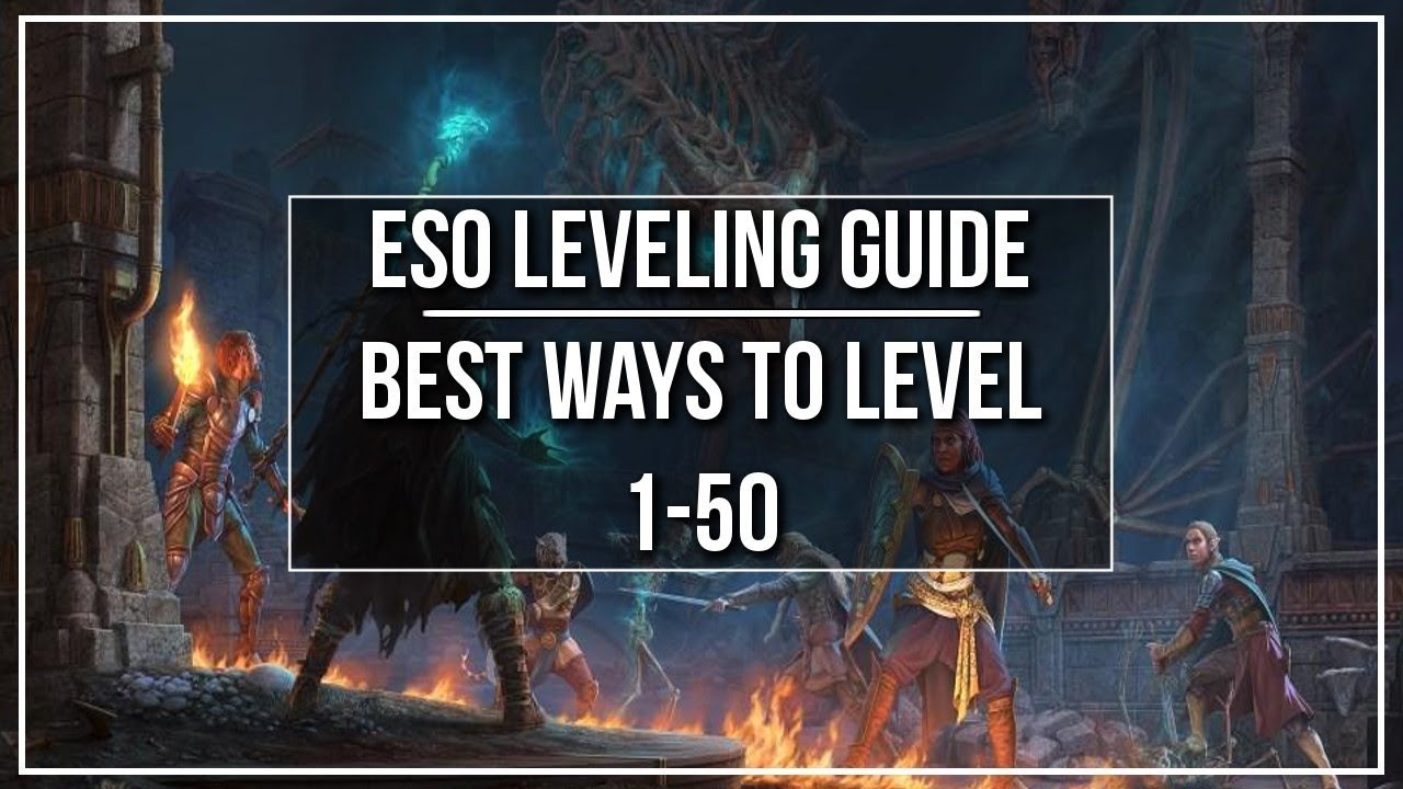ESO: best place to grind XP? (UPDATED: September 2019