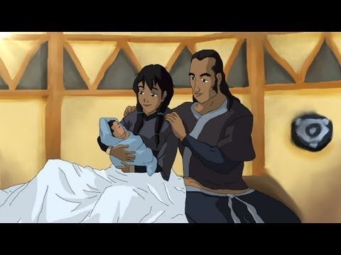 The Life of Korra [Legend of Korra // Thoryn | FanFiction]