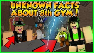 DID YOU KNOW?? FACTS ABOUT 8th GYM in PBB/ ROBLOX