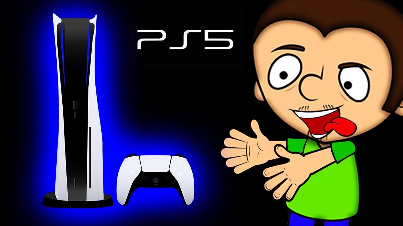 PlayStation 5 - Правда ли она такая крутая как говорят? Обзор