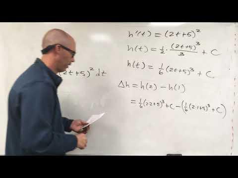 Fundamental Theorem: Basic; Example 3