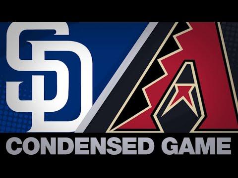 Condensed Game: SD@ARI - 4/13/19