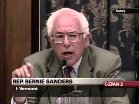 Bernie Sanders on Vets and Gulf War Illness (1) [6/1/2004]